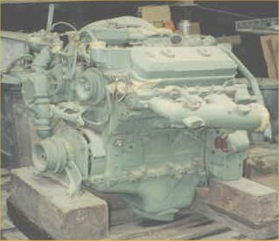engines, marine and industrial and clutch/ reduction gears