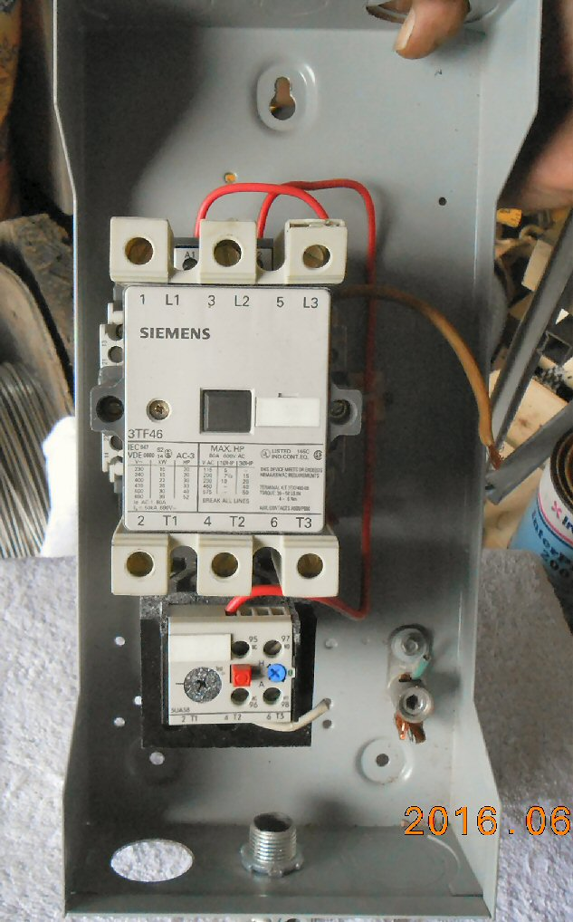 3-PHASE MOTORS AND OTHER AC ELECTRICAL EQUIPMENT on