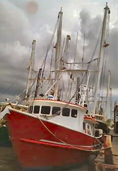 FISHING BOATS AND SHIPS