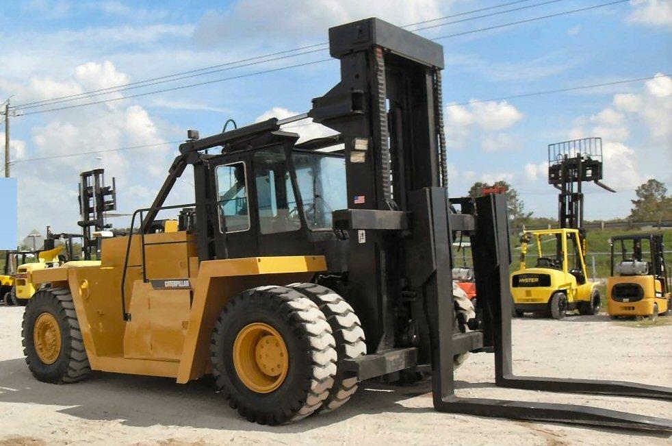 Forklift Rental Market