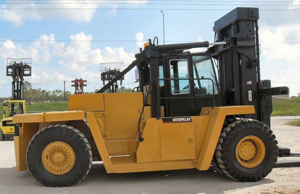 Forklift Trucks Loadalls Manlifts