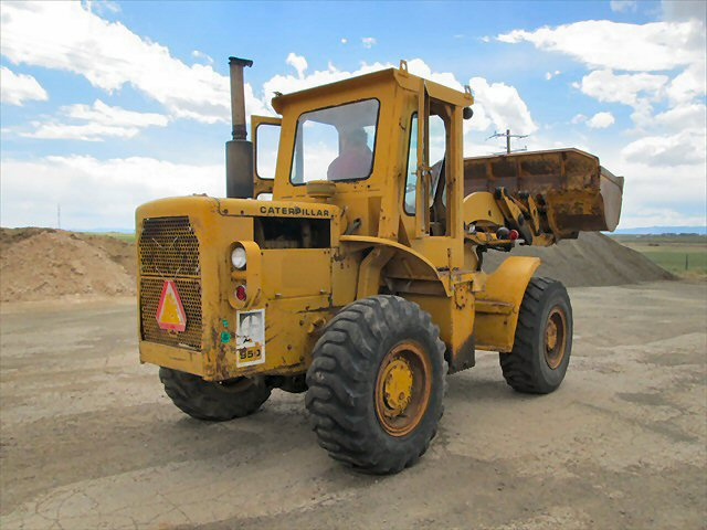 Earthmovers Loaders Rubber Tires