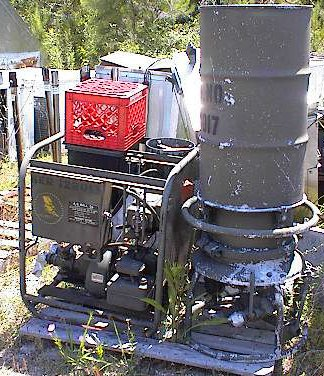 INDUSTRIAL PUMPS AND AIR BLOWERS